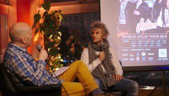 Music Pitch in Tolhuistuin: Making Money in Music 2017