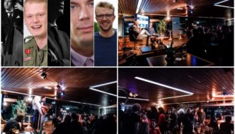 Muziek voor Private Events: verslag Music Pitch