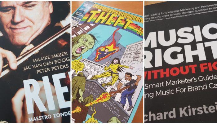 Zomerboeken over de Muziekbizz