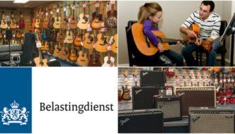 De KOR  (Kleineondernemersregeling) verdwijnt! De gitaarleraar profiteert…